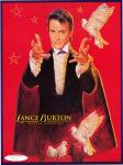 Lance Burton - Cape and Doves Poster