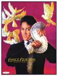 Lance Burton - Cards and Doves Poster