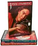 Art of Card Manipulation Vols. 1-3 - by Jeff McBride