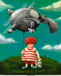 Fabrini Artwork Giclee - Magic Boy