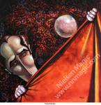 Fabrini Artwork Giclee - Zombie Ball