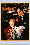 The Napoleons Autographed Mirror Card (#43)