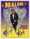 Bill Malone - Nielsen Poster Print (Autographed)