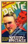 Dante - Portrait with Devil - Friedlander