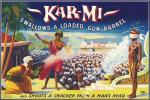 Karmi - Shooting a Cracker