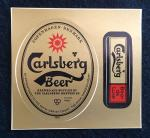 Carlsberg Beer - Extra Label
